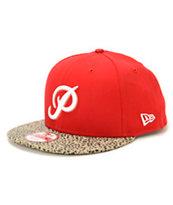 Primitive Classic P Safari Snapback Hat
