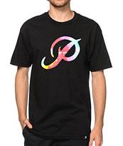 Primitive Classic P Tie Dye T-Shirt