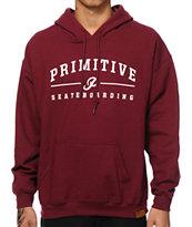 Primitive Core Logo Hoodie