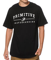 Primitive Core Logo Tee Shirt