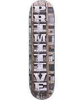 "Primitive Downtown 8.1"" Skateboard Deck"