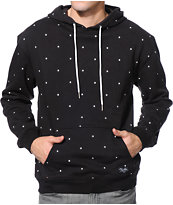 Primitive Eclipse Black Pullover Hoodie
