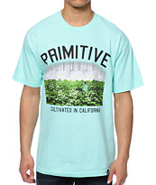 Primitive Garden Mint Tee Shirt