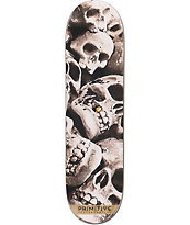 "Primitive Goldie 8.0"" Skateboard Deck"