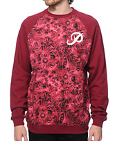 Primitive Good For Life Classic P Crew Neck Sweatshirt