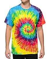 Primitive HFLU Tie Dye T-Shirt
