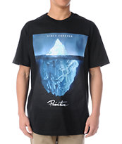 Primitive Iceberg Black Tee Shirt