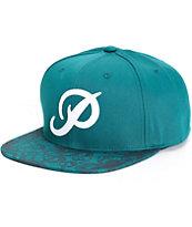 Primitive Kraken Classic P Snapback Hat