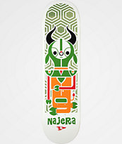 "Primitive Najera Pendleton Zoo 8.25"" Skateboard Deck"