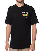 Primitive Native Black Tee Shirt