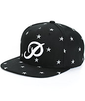 Primitive North Star P Snapback Hat