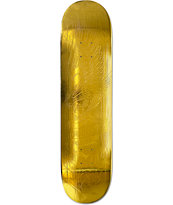 "Primitive P-Rod Gold Eagle 8.0"" Skateboard Deck"