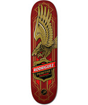 Primitive P Rod Red Eagle 8.0 Skateboard Deck