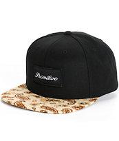 Primitive Paisley Signature Snapback Hat