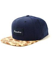 Primitive Paisley Snapback Hat