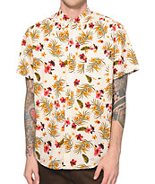 Primitive Paradise Button Up Shirt