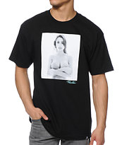 Primitive Pose Black Tee Shirt