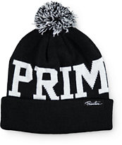 Primitive Prime Pom Beanie