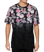 Primitive Rose Noir Pocket T-Shirt