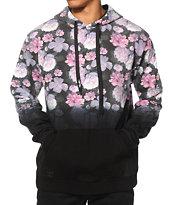 Primitive Rose Noir Pullover Hoodie