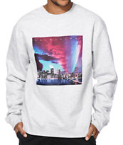 Primitive SF City Lights Crew Neck Sweatshirt
