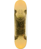 "Primitive Salabanzi Gold Lion 7.8"" Skateboard Deck"