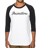 Primitive Signature Baseball T-Shirt
