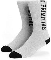 Primitive Slab Type Crew Socks