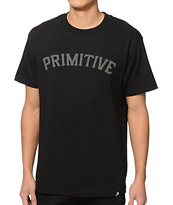 Primitive Slab Type Reflective T-Shirt