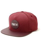Primitive Spot Strapback Hat