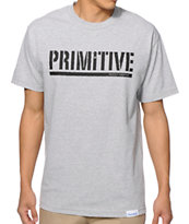 Primitive x Grizzly x Diamond Supply Co Gripped T-Shirt