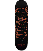 "Primitive x Nixon P-Rod Rose Gold 8.0"" Skateboard Deck"