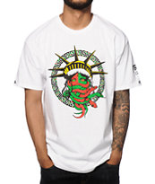 Pro Era x Crooks and Castles Medusa T-Shirt