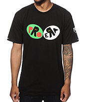 Pro Era x Crooks and Castles Pros & Cons T-Shirt