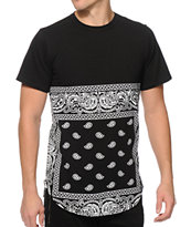 Prolific Bandana All Over Long T-Shirt