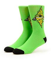 Psockadelic Bohemian Eye Crew Socks