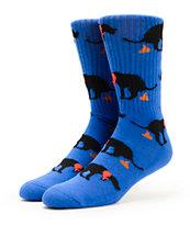 Psockadelic Keeper Crew Socks
