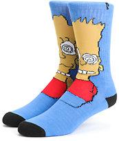 Psockadelic Kids Crew Socks