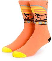 Psockadelic Montana Crew Socks