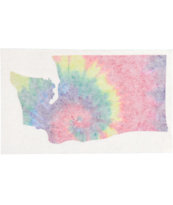 Quagmire Trippy Washington Decal Sticker