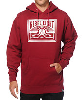REBEL 8 Recognition Hoodie