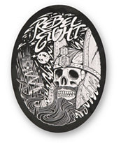 REBEL8 Asgard Sticker