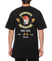 REBEL8 Attack Squadron T-Shirt