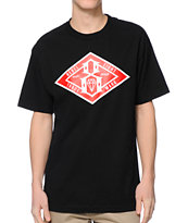 REBEL8 Classic Black Tee Shirt