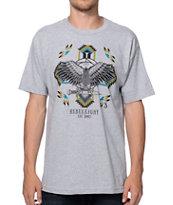 REBEL8 Condor Heather Grey T-Shirt