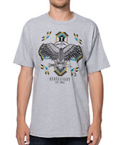 REBEL8 Condor Heather Grey Tee Shirt