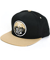 REBEL8 Cover The 8 Snapback Hat