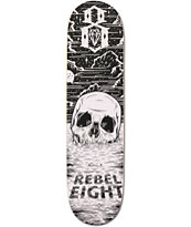 REBEL8 Death At Sea 8.0 Skateboard Deck