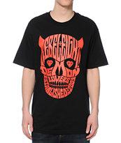 REBEL8 Demon Lovers Black T-Shirt