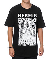 REBEL8 Destroy Everything T-Shirt